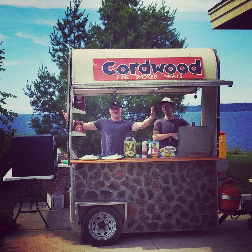 Cordwood Barbecue: 448 E Front St, Traverse City, MI