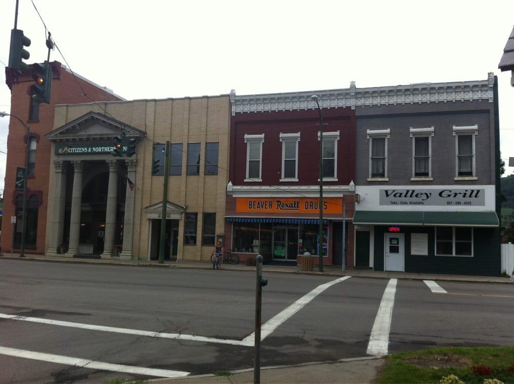 Valley Grill: 9 Main St, Canisteo, NY