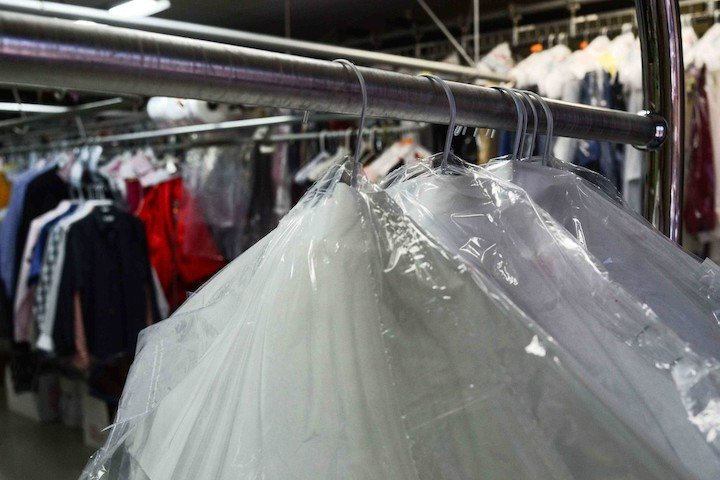 D's Dry Cleaners & Gifts: 1221 South Bloomington St, Greencastle, IN