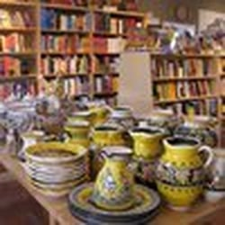 Photo of The Spanish Table - Santa Fe NM United States. Ceramics \u0026 & The Spanish Table - CLOSED - Specialty Food - 109 N Guadalupe St ...