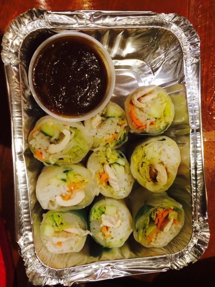Similan Thai Bistro: 1175 Main St, Clinton, MA