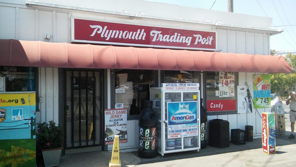 Plymouth Trading Post