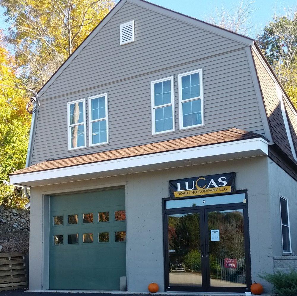Lucas Roasting Company: 7 King St, Wolfeboro, NH