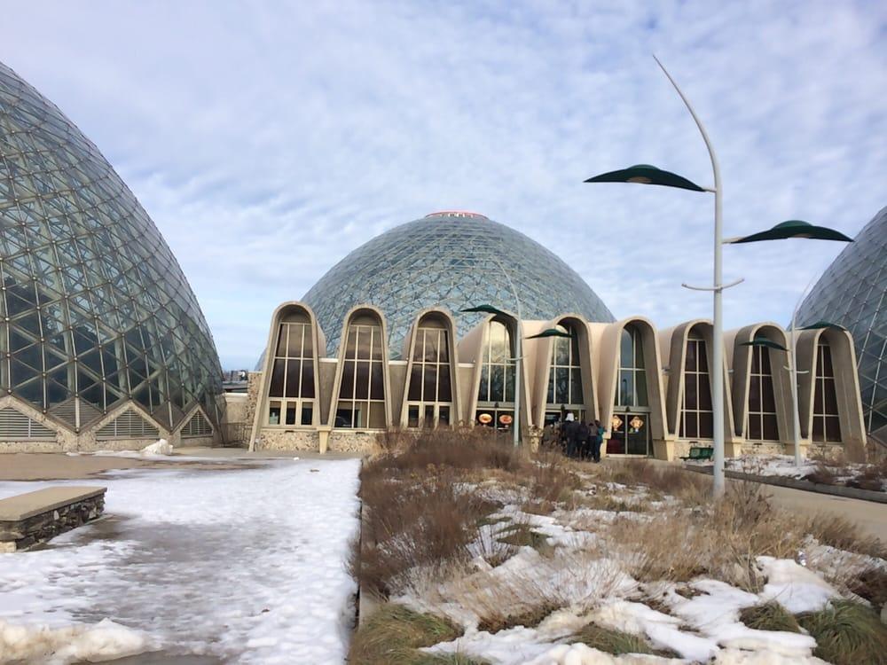 Mitchell Park Conservatory
