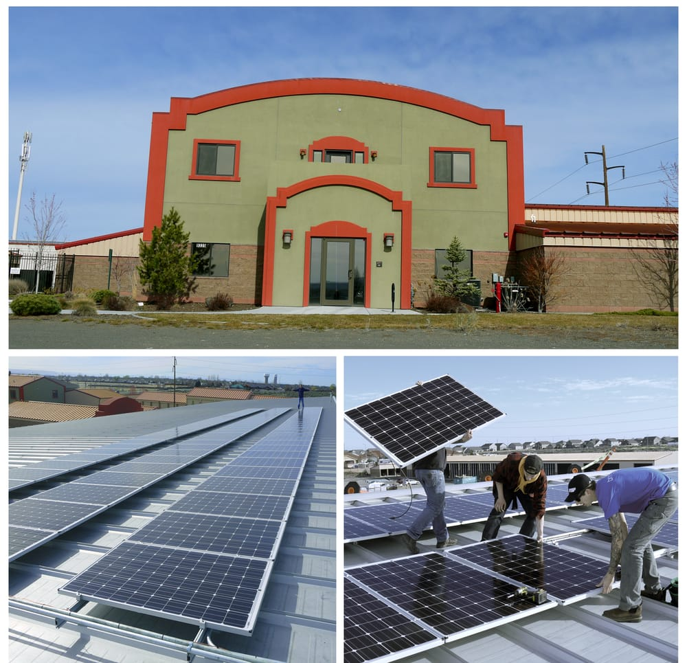 Delicieux Photo Of Brimma Solar   Seattle, WA, United States. Broadmoor Storage  Solutions In