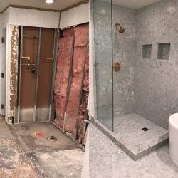 LOG Renovation LLC Get Quote Photos Contractors - Bathroom remodel renton wa