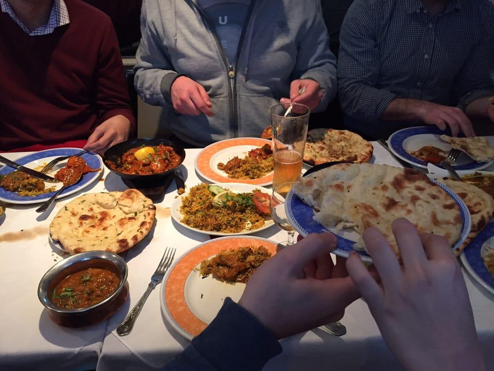 Restaurant Indien Londres Brick Lane