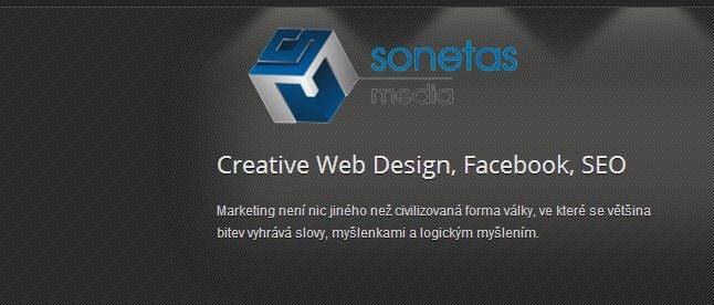 Sonetas Media - Web Design - Holečkova 99, Košíře, Prague, Czech Republic - Yelp