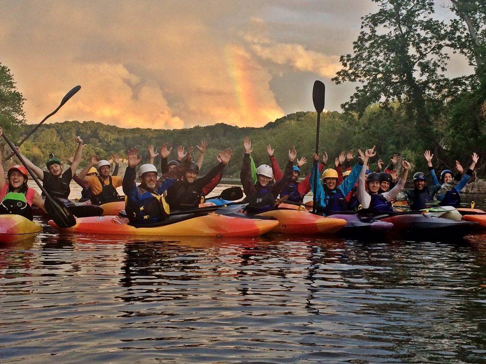 Potomac Paddlesports Kayak School: Potomac, MD