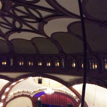 Photo Of The Moore Theatre Seattle Wa United States Upper Most Seats