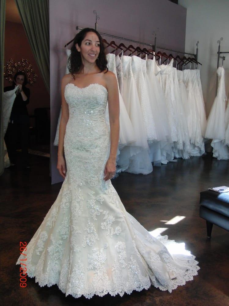 My Martina Liana gown - Yelp
