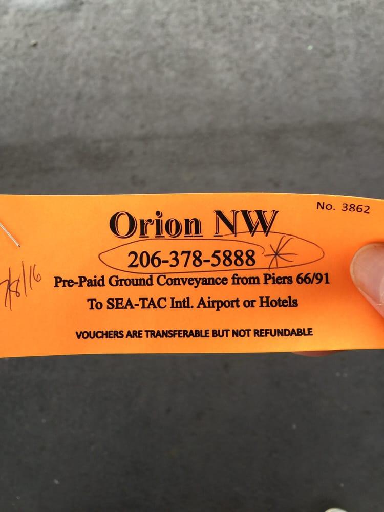 Orion NW: Seattle, WA