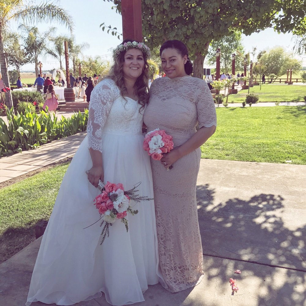 Me in my bridesmaid dress i could barely zip it up eeek and photo of atherton dry cleaning quality alterations redwood city ca united states ombrellifo Image collections