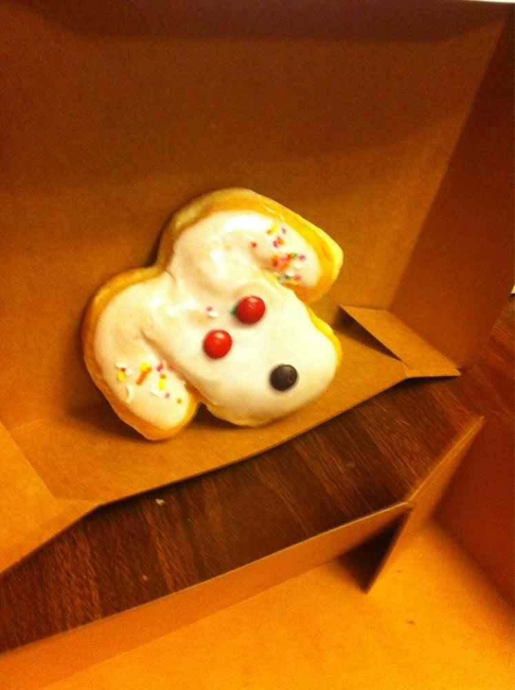 Miller Donuts: 1123 S Ranchwood Blvd, Yukon, OK