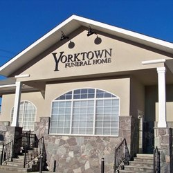 Yorktown Funeral Home Funeral Services Cemeteries 945 E