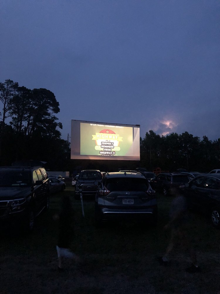 Plaza 21 Drive In Theatre: 55 Parker Dr, Beaufort, SC