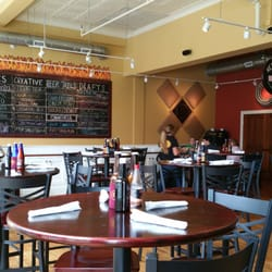 Photo Of Stoked Woodfired Cambridge Md United States Light And Airy Dining