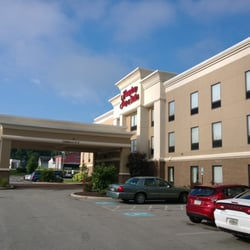 Photo Of Hampton Inn Suites New Castle Pa United States