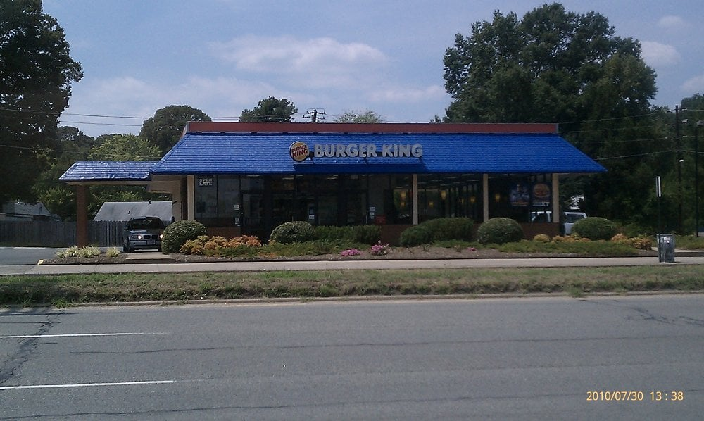 Burger King: 4700 Jefferson Davis Hwy, Richmond, VA