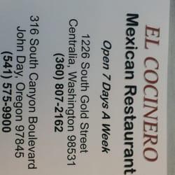 Photo Of El Cocinero Centralia Wa United States