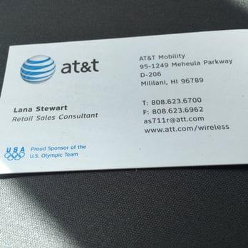 AT&T - 38 Reviews - Mobile Phones - 95-1249 Meheula Pkwy, Mililani ...