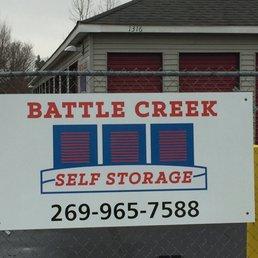 Charmant Photo Of Battle Creek Self Storage   Battle Creek, MI, United States