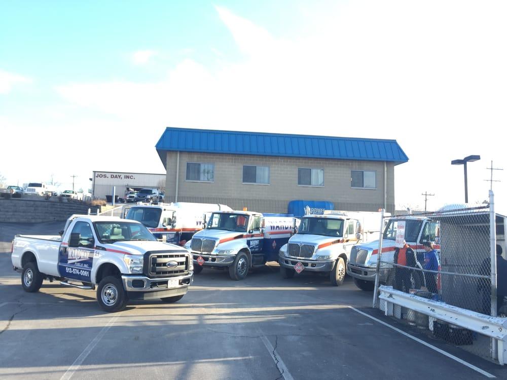Wardway Fuels: 4555 Bridgetown Rd, Cincinnati, OH