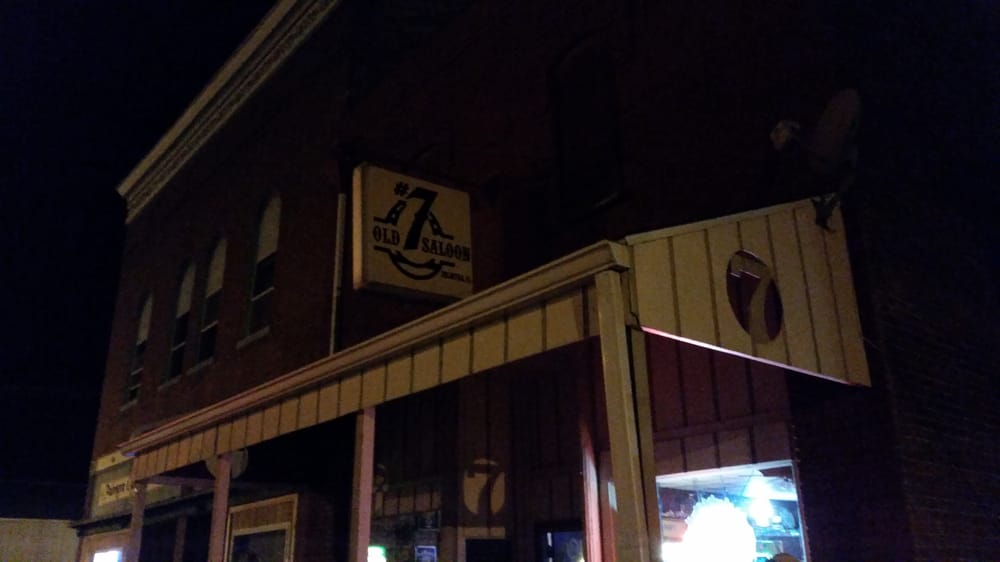 Old Number Seven Saloon: 103 E State St, Palmyra, IL