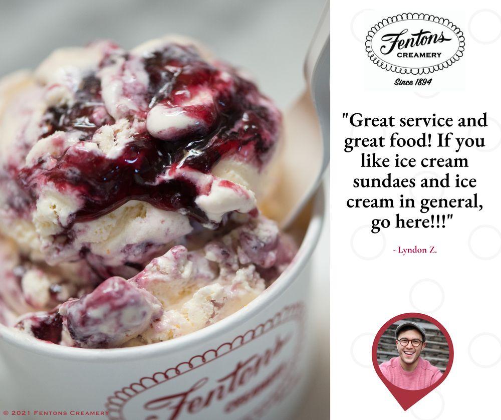 Fentons Creamery