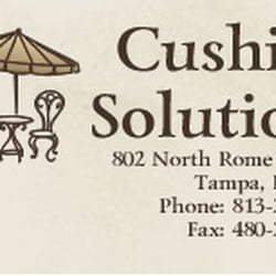 Photo Of Cushion Solutions   Tampa, FL, United States. Business Card