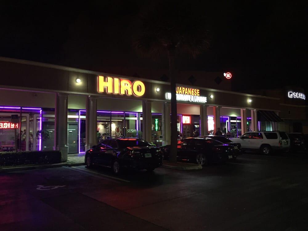 Hiro Restaurant North Miami Beach
