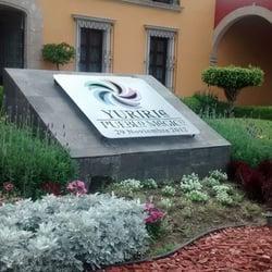 Jard n central yuriria parques y jardines zona centro for 7 jardines guanajuato