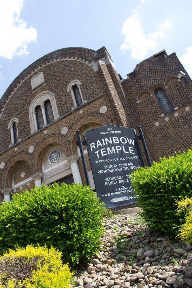 Rainbow Assembly of God: 536 Shaw Ave, McKeesport, PA