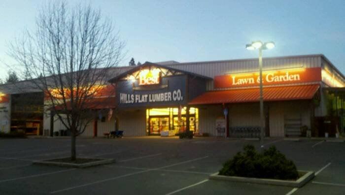 Hills Flat Lumber: 1000 S Colfax Way, Colfax, CA