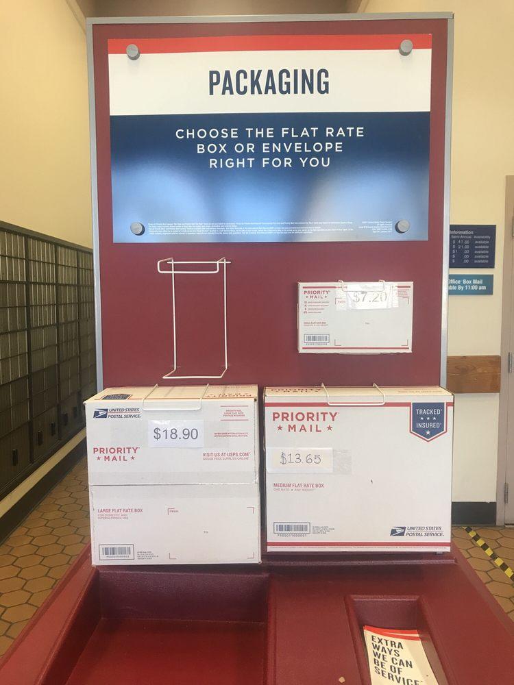 US Post Office - 2100 E Speedway Blvd, Sam Hughes, Tucson