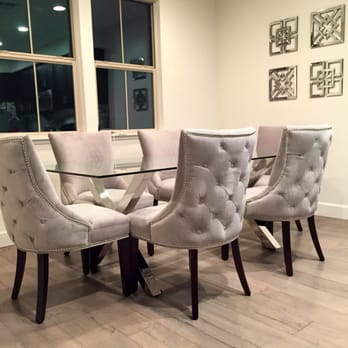 My Z Galleries Dining Room Versailles Chairs Axis