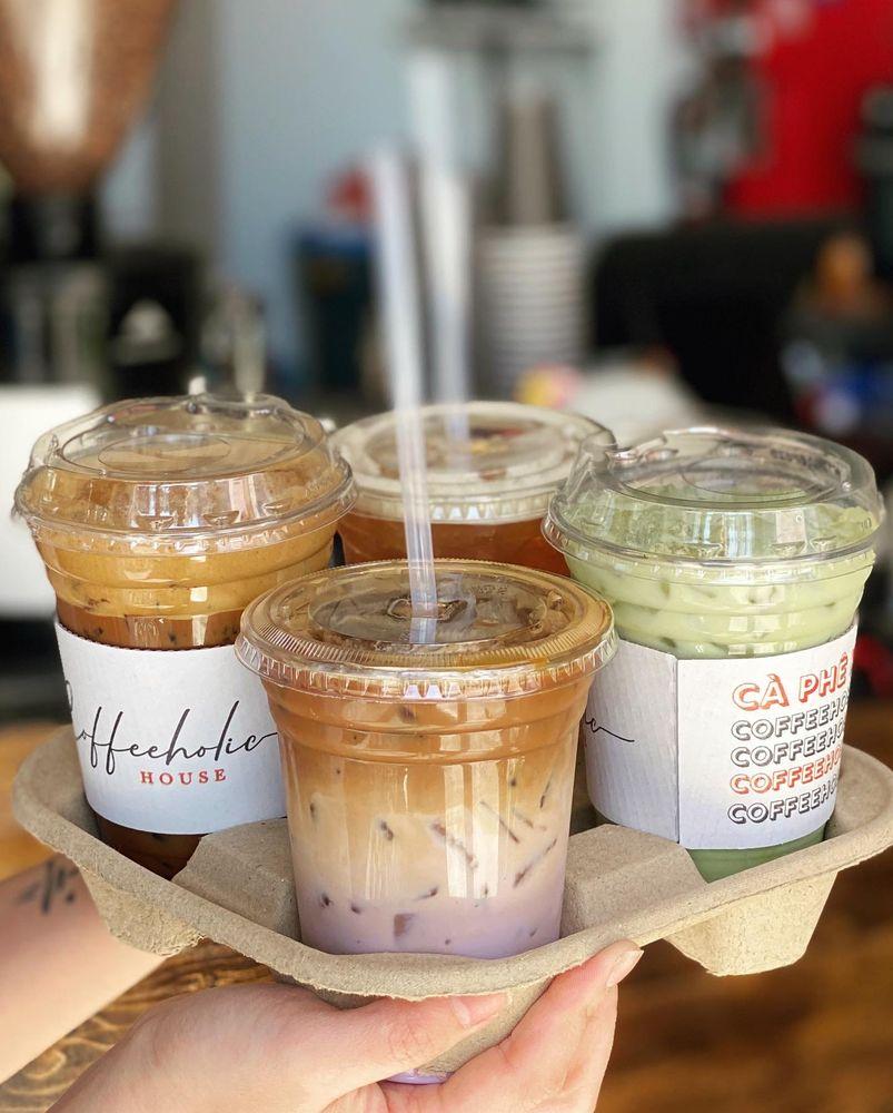 Coffeeholic House: 3700 S Hudson St, Seattle, WA