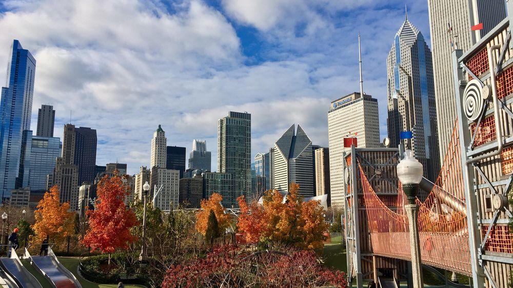 Maggie Daley Park: 407-461 S Columbus Dr, Chicago, IL