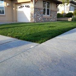 Photo Of Growmore Gardens Lawn Aeration   Murrieta, CA, United States. Lawn  Aeration