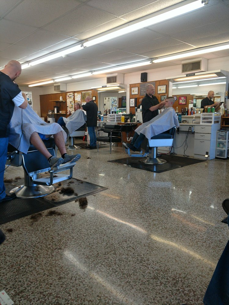 Old Town Barber Shop: 3800 Reynolda Rd, Winston Salem, NC