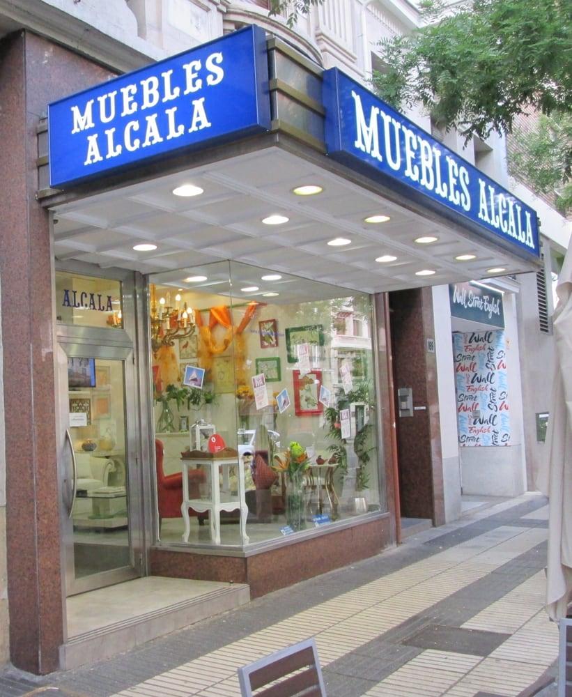 Muebles alcal tienda de muebles en madrid yelp - Rastrillos de muebles en madrid ...