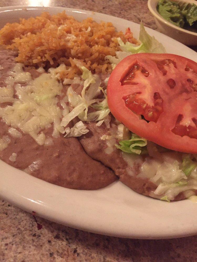 Cancun Mexican Restaurant Menu Bellevue Tn