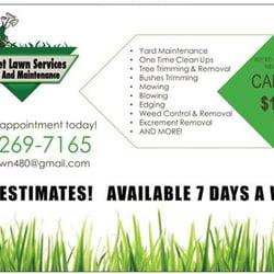 budget lawn care and maintenance landscaping gilbert az phone