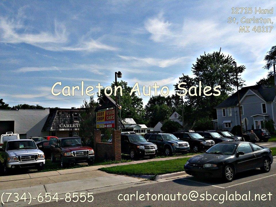 Carleton Auto Sales: 12715 Hand St, Carleton, MI