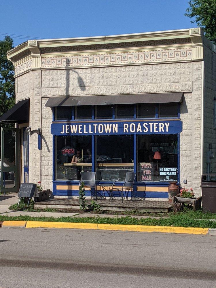 Jewelltown Roastery: 301 Main St, Star Prairie, WI