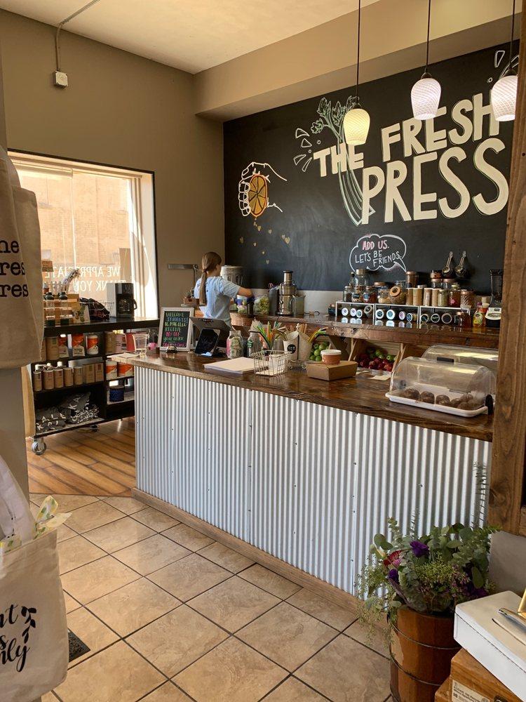 The Fresh Press: 216 Mauvaisterre St, Jacksonville, IL