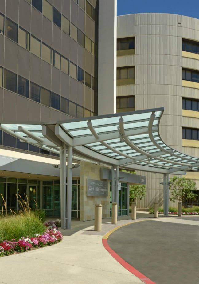 West Hills Hospital and Medical Center | 7300 Medical Center Dr, West Hills, CA, 91307 | +1 (818) 676-4000