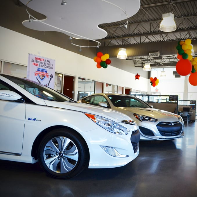 New Ford And Used Car Dealer In Riverhead Ny Serving: AutoNation Hyundai Mall Of Georgia