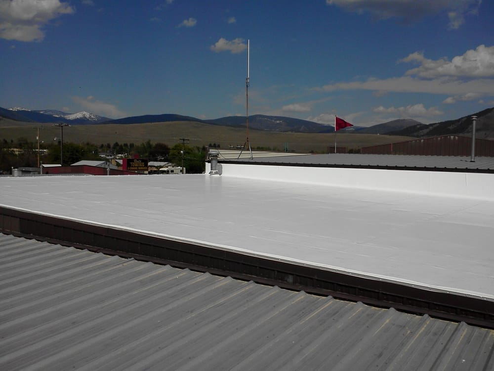 Northwest Roof Coatings: 669 Milty Ln, Hamilton, MT
