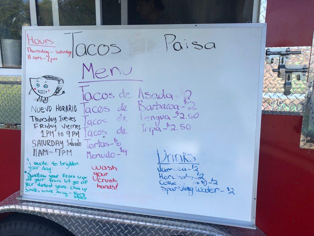 Tacos El Paisa: 613 W Coler St, Neosho, MO